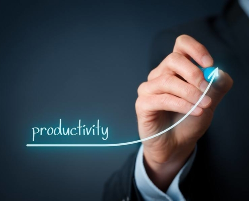 bigstock Productivity Increase