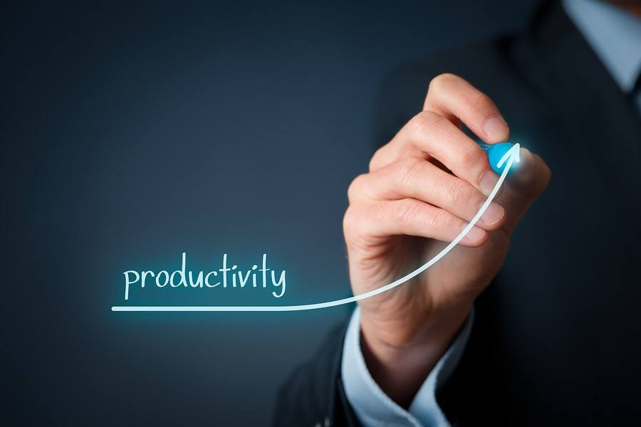 bigstock Productivity Increase
