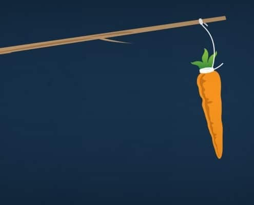 Time to get past the carrot and the stick