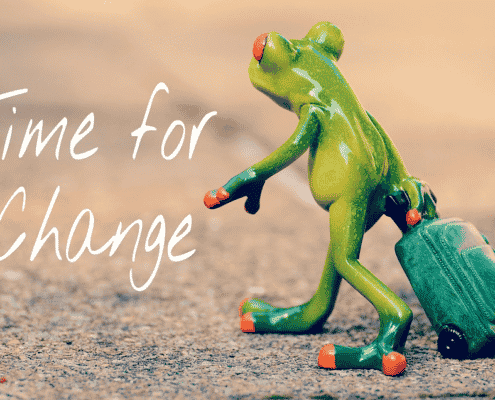Change Management Needs Change