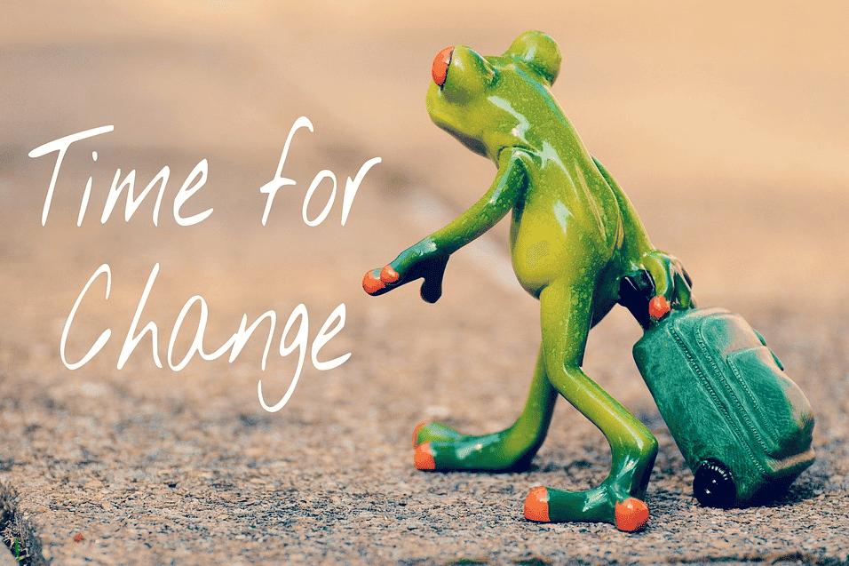 Change Management Needs Change
